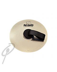"""Nino 14"""" Nickel Silver Cymbal"""