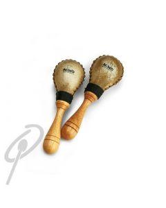 Nino Rawhide Maracas - Small pair
