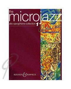 The Micro Jazz Alto Sax Collection