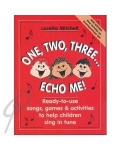 One, Two, Three Echo Me CD