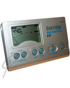 Oakridge Tuner / Metronome
