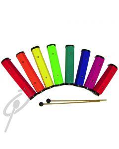 Optimum Alto Chime bars Colour-coded c2-c3
