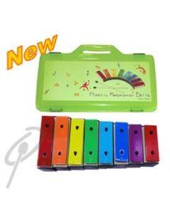Optimum Soprano Chime Bars - Rainbow colours c3-c4
