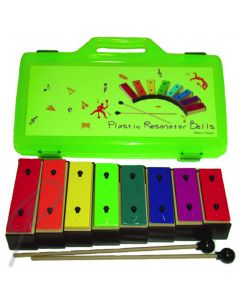 Optimum Soprano Chime Bars Colour-coded c3-c4