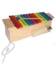 Optimum Alto Colour-Coded Xylophone C1-a2