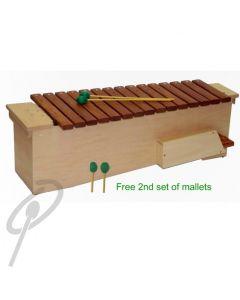 Optimum Alto 2 oct wide bar Xylophone
