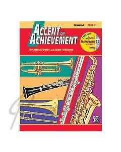 Accent on Achievement Alto Saxophone Book 2
