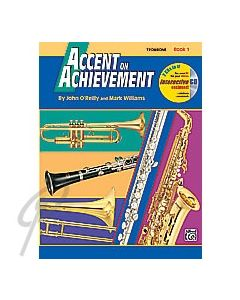 Accent on Achievement Alto Saxophone Book 1