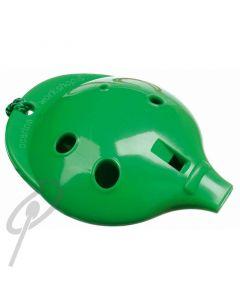 Oc Ocarina Single 6-HOLE- Green
