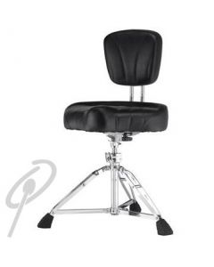 Pearl D-2500 drum throne w/back rest