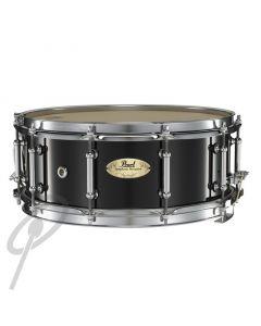"Pearl 14 x 5.5"" Concert Maple Snare Drum Black"