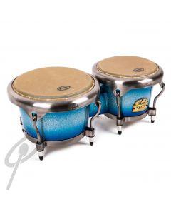 "Pearl 7+9"" Elite Fglass bongos blue spar"