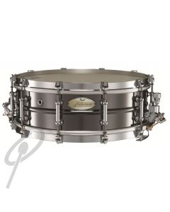 """Pearl 14x5"""" Philharmonic Snare Drum Brass"""