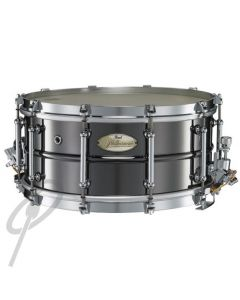 """Pearl 14x6.5"""" Philharmonic Snare Drum Brass"""
