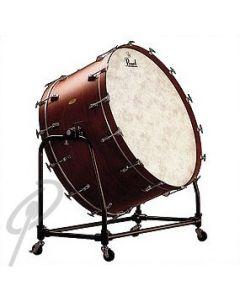 "Pearl 36x18"" Symphonic Bass Drum w/tilt stand"