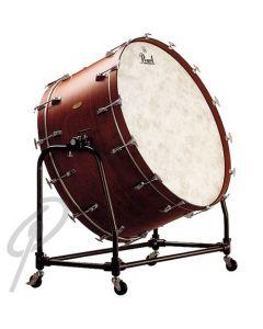 "Pearl 32x16"" Philharmonic Bass Drum, w/tilt stand"