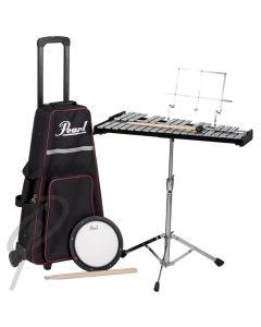 Pearl Student Glockenspiel Kit w/Trolley