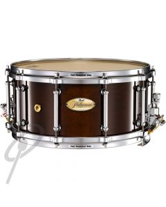"""Pearl 14x6.5"""" Philharmonic Solid Maple Snare Drum"""
