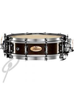 "Pearl 13x4"" Philharmonic Snare Drum 6-ply Walnut"