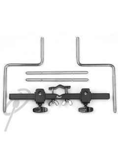 """Pearl 12"""" Accessory Post Mount w/2 posts"""