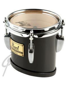 Pearl Tom - 6 x 8inch Championship Marching Black