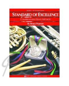 Standard of Excellence Trumpet Book 1 Enhanced