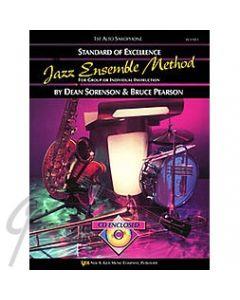 Standard of Excellence Jazz Ensemble Method Alto Sax 1