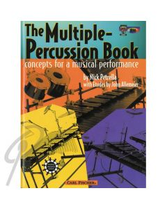 Multiple Percussion Book with CD