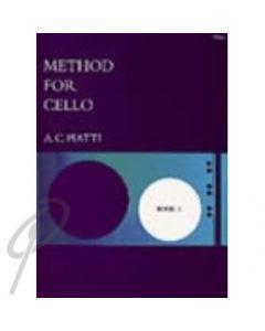 Piatti Violoncello Method Book 1
