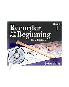 Recorder from the Beginning 1 Stu. Bk/CD