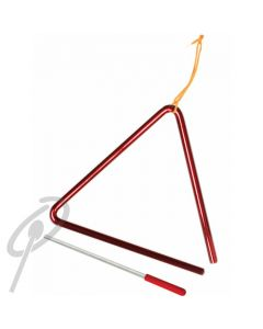 """Powerbeat Triangle -  6"""" Red"""