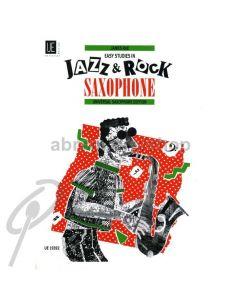 Easy Studies in Jazz and Rock - Saxophone