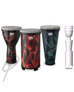 Remo Versa Drums - Combo Pack set 3