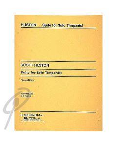 Suite for Solo Timpani