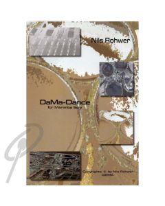 Dama-Dance2 fur Marimba Solo