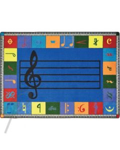 NoteWorthy Rug 1.6 x 2.3m Elementary Small