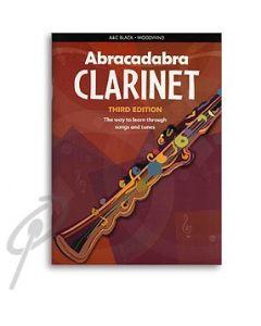 Abracadabra Clarinet (Book/CD)