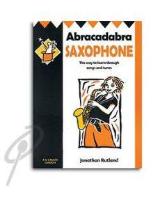 Abracadabra Saxophone