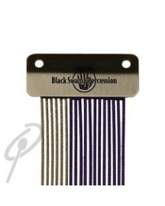 Black Swamp Snares - 14inch Cable Coated/Stainless