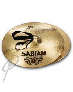 "Sabian 16"" XS20 Concert Band Hand Cymbals"