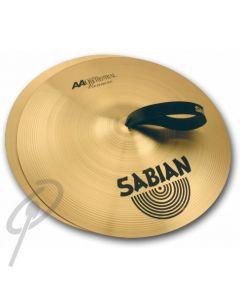 "Sabian 18"" AA Viennese Hand Cymbals"