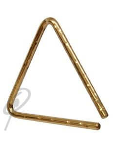 "Sabian 8"" Hand Hammered Bronze Triangle"