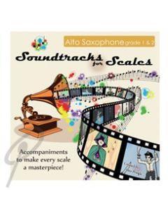 Soundtracks for Scales Alto Sax Grade 2