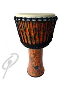 """Samba 9"""" Resin Shell Synthetic Head Tribal"""