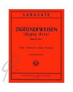 Zigeunerweisen (Gypsy Airs) Marimba + Piano