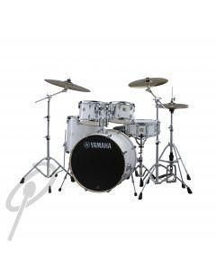 "Yamaha Stage Custom 22,10,12,16"" Pure White"