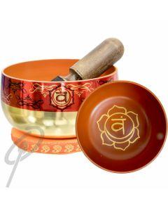 Shankar Singing Bowl - Sacral Chakra