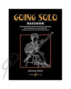Going Solo (Bassoon & Piano)