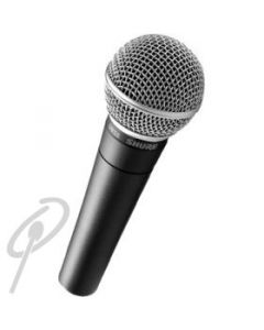 Shure SM58 Microphone-Cardioid Dynamic