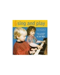 Sing and Play CD
